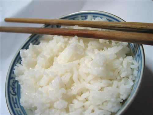 Loose rice lots of