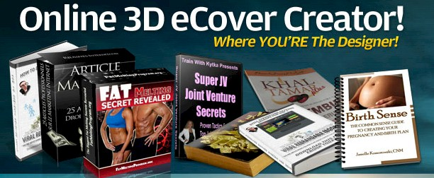 Book Cover Maker ~ Book making get virtual books for free or close to