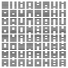 64 Hexagramas del I Ching