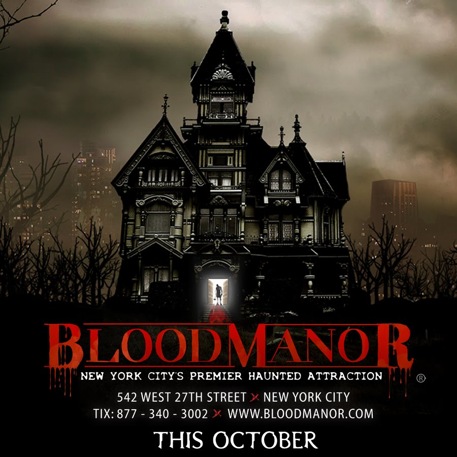 Haunted Places In Pa Halloween: The T Thang: Get Scared Silly: Come And Visit Blood Manor