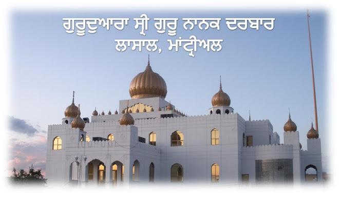Gurudwara Guru Nanak Darbar, Lasalle