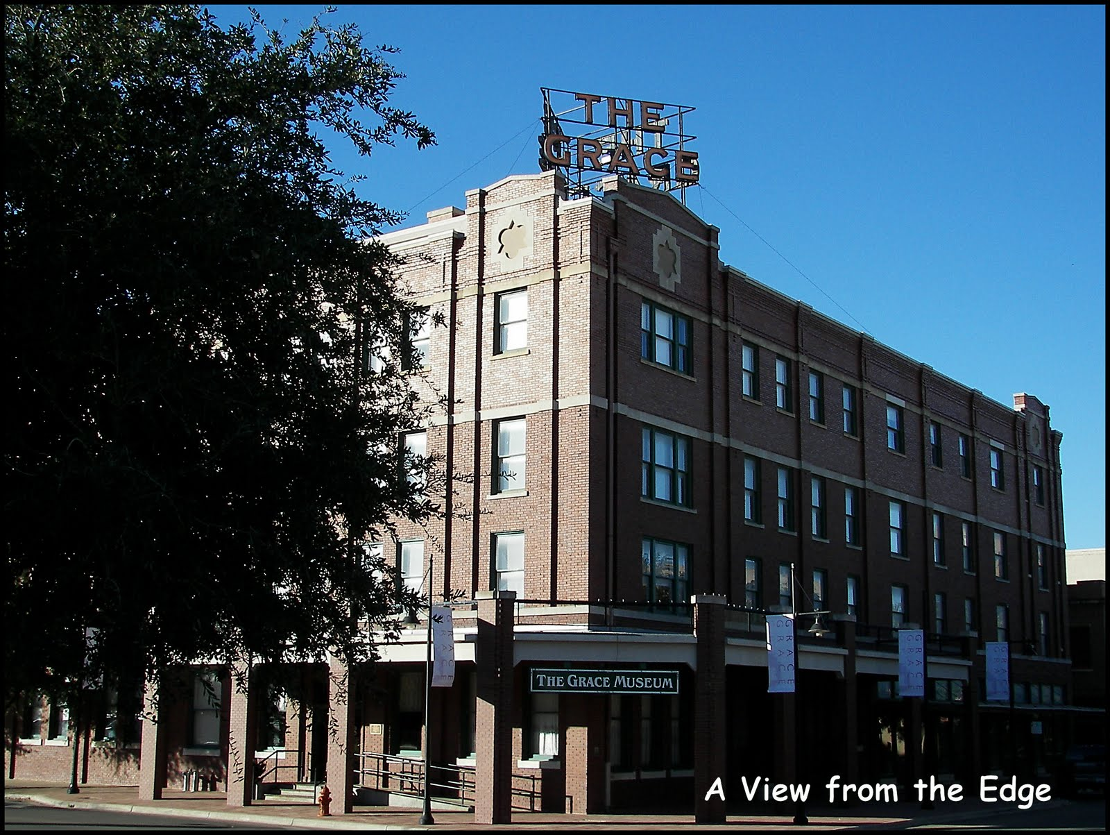 A View from the Edge: Flashback Friday - Abilene, TX ... - photo#36