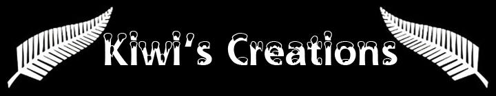 Kiwi's Creations