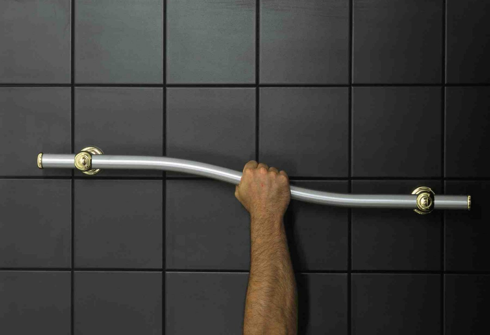 Remodel With Abbie Joan Does Your Grab Bar Selection Compromise Your Bathroom Design