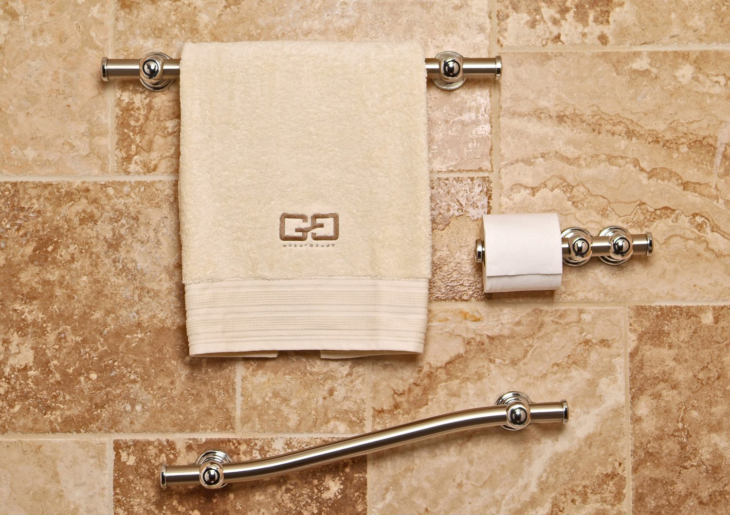Are Your Grab Bar Selections Decorative Design Neutral Or Devoid Of Design