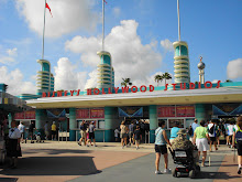 The Entrance to Hollywood Studios