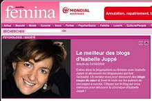 Isabelle Juppé interviews La Mom!