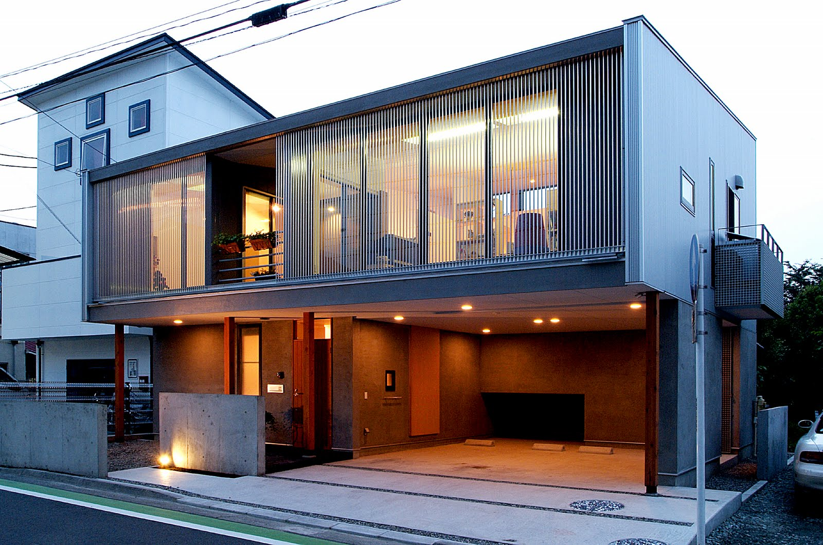 Comfortable Homes Impressive With Modern Japanese Home Pictures