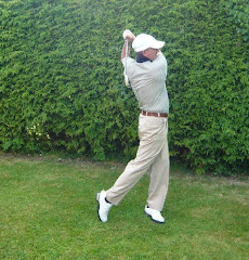 Right Leg in the Golf Swing, Drills and Tips for Leg Action