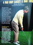 Drills and Tips for a Good Golf Grip