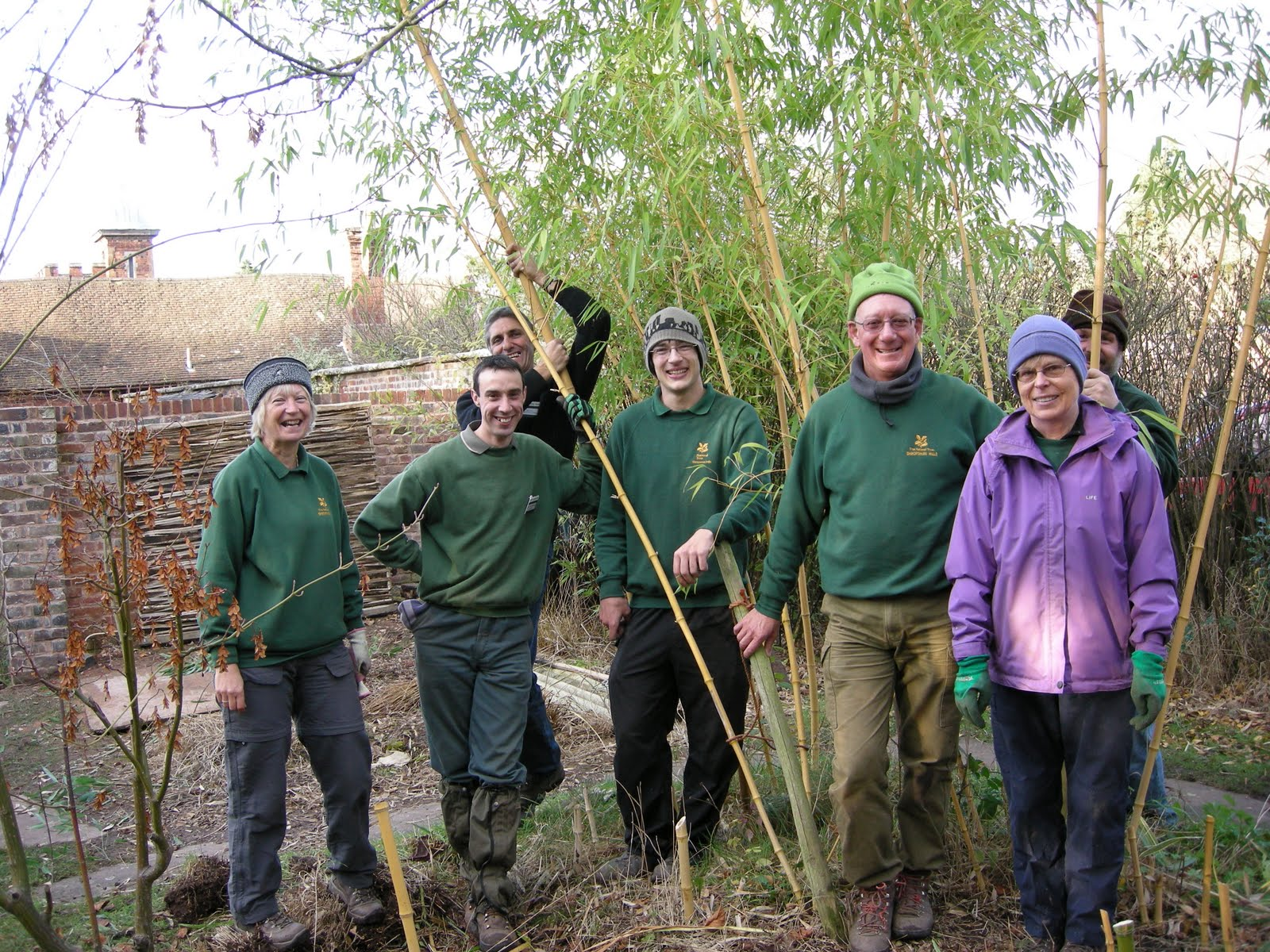 Kitchen Garden Project Carding Mill Valley And The Long Mynd Kitchen Garden Project At