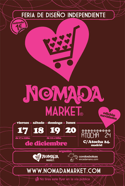 flyer nomada market