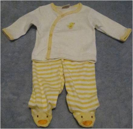 ropa de bebe talla 1