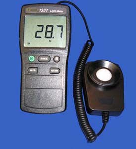 Lightmeters to mesure birghtness