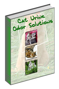 cat's urine solution, tips
