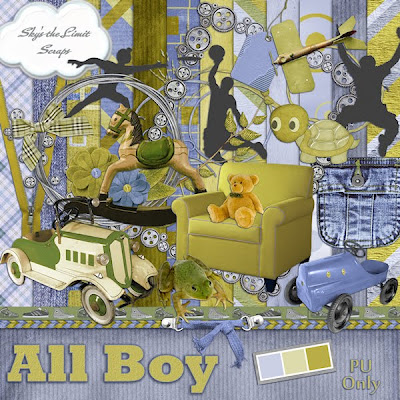 All Boy Freebie by Skys The Limit