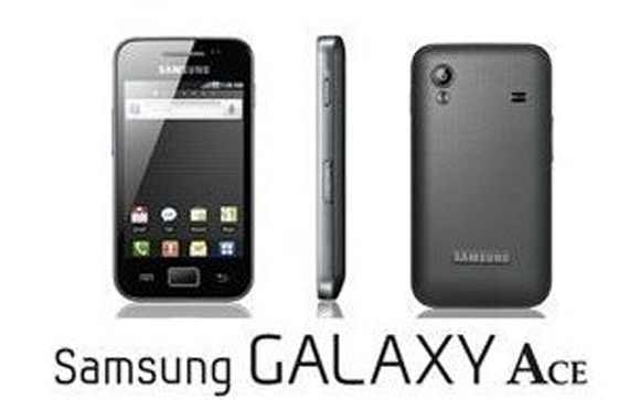 Samsung Ace Galaxy or Cooper