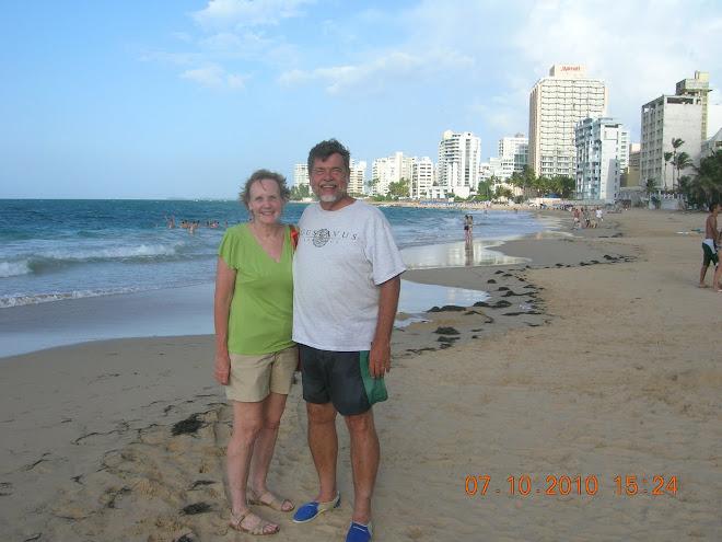 En La Playa, San Juan