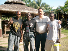 THE KENYAN BOXERS