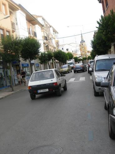 Calle Ancha, Manzanares.