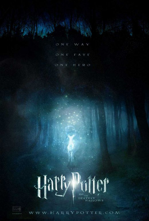 harry potter 7 poster part 2. harry potter, Part 2 will