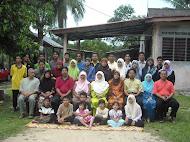 my big family...