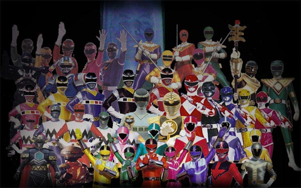 Power Rangers (Megapost)
