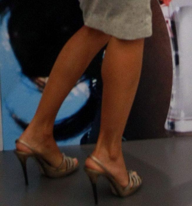 Eva Longoria Foot Fetish