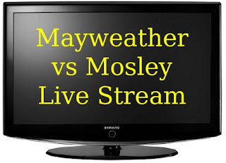 Mayweather vs Mosley Live Stream