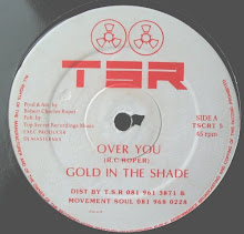 Gold In The Shade Over You