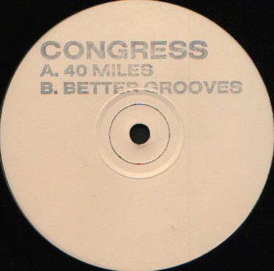 Classic house music congress 40 miles 1991 for 1991 house music