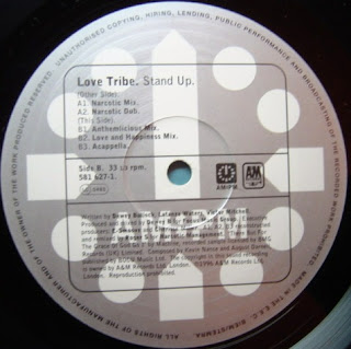 Classic house music love tribe stand up am pm 1996 for House music 1996