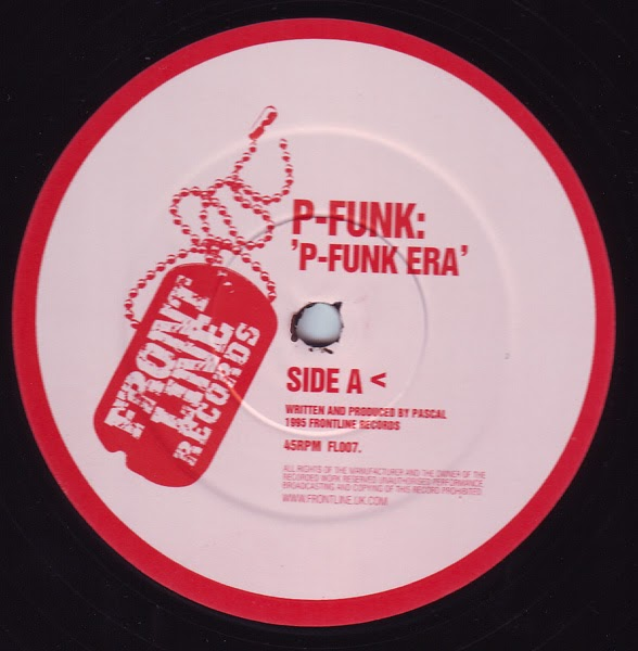 classic house music pascal p funk era front line records