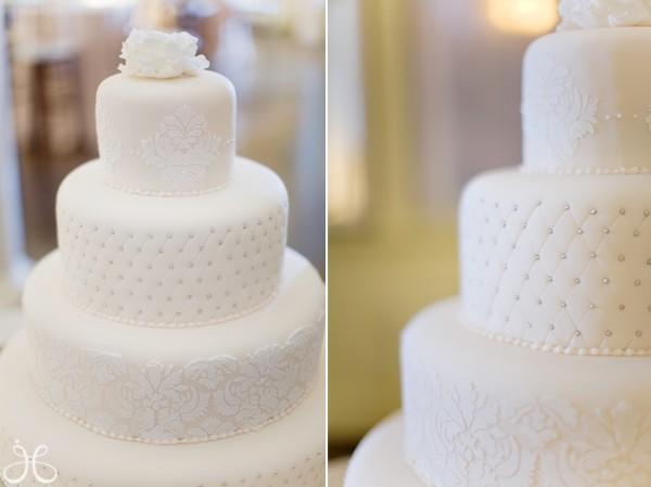 designs for no fondant easy wedding cakes