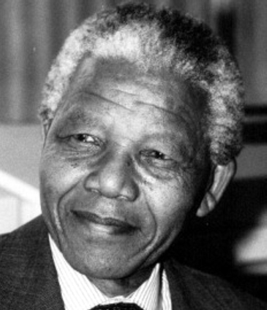 Nelson Mandela 1990s Quotes In Black And White Quotesgram