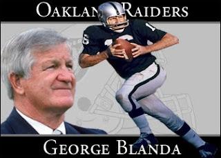 Pack War: George Blanda RIP