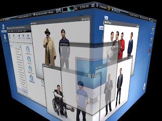 سطح مكتب لينوكس