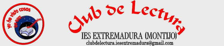 Club de Lectura del IES Extremadura (Montijo)