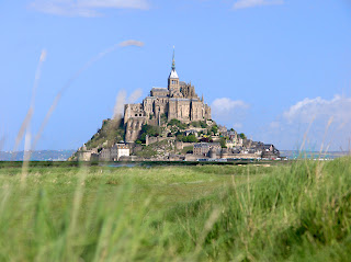 Mount Saint Michel, France