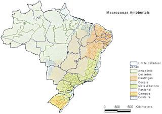 Caatinga Brazil
