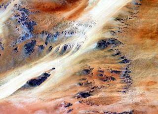 Terkezi Oasis in the Sahara Desert