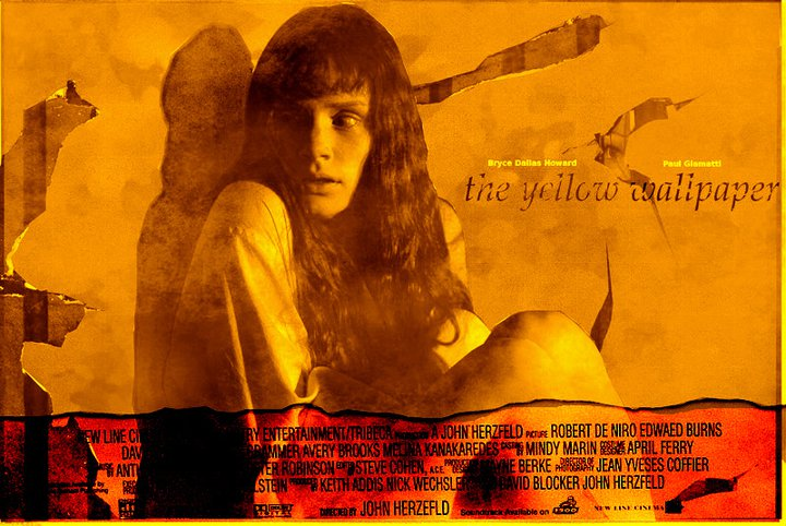 the yellow wallpaper a jury The yellow wallpaper (theme) subordination of women in marriage, importance of self-expression, evils of the resting cure and the legitimacy of depression a jury of her peers (theme).