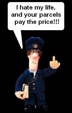 Postman Twat!