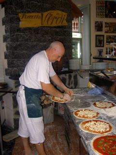 Pizzeria Verdi Chiavari radio aldebaran Vasco Rossi