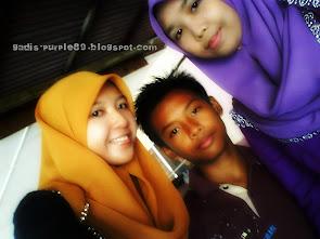 :: saya dan adik-adik
