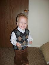 Our little Josh