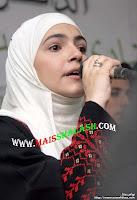 ميس شلش ..صوت فلسطين