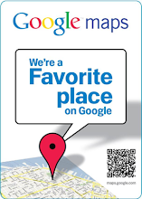 We&#39;re a Google Favorite Place!