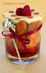 Raspberry Tiramisu: Click on picture to view