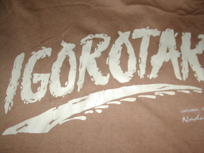 igorotak,t-shirt